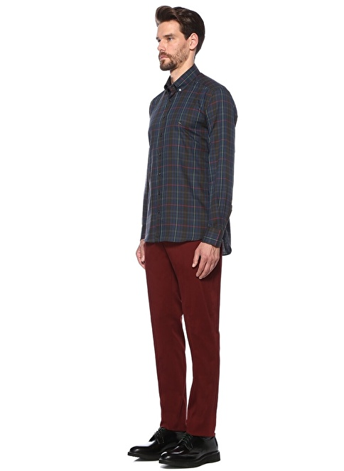 Etro Pantolon Bordo